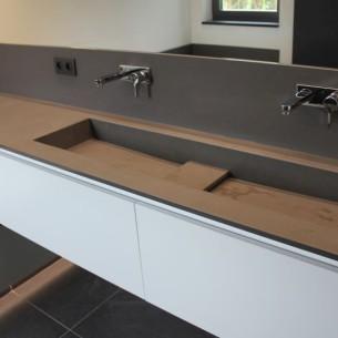 Badkamermeubel, Wastafel Venlo