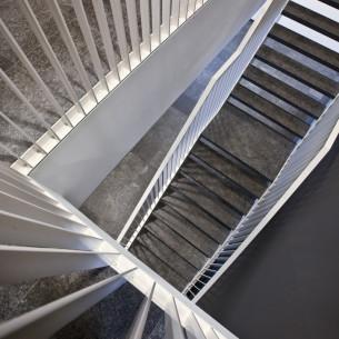 Belgisch Hardsteen trappen